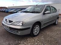 2003 Renault Megane 1.4 16v Fidji 5dr