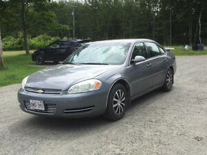 2006 Chevrolet Impala Sedan in St.Stephen.
