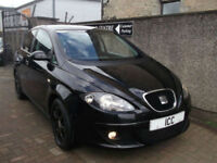 06 06 SEAT ALTEA 1.9 TURBO DIESEL STYLANCE 5DR 1 LADY OWNER B/TOOTH MOT AUG19 AC