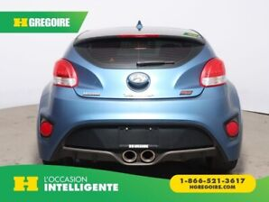 2016 Hyundai Veloster Rally Edition A/C GR ELECT CUIR MAGS BLUETOOTH