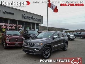2017 Jeep Grand Cherokee Limited  - Leather Seats -  Bluetooth
