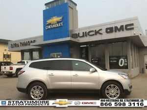 2015 Chevrolet Traverse 1LT-True North pkg-Dual Sunroof-Heated s