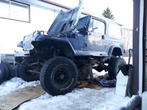 Buying Jeeps in any conditions
