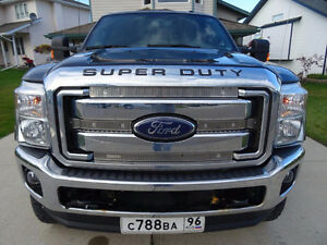 2015 Ford F-350 Lariat Pickup Truck Fully Loaded And Lifted