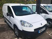2014 64 Peugeot Partner 1.6HDi ( 92 ) 850 Professional L1 3 SEAT AIR-CON