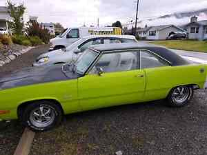1974 plymouth scamp muscle car