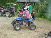 KIDS 110 4 WHEELER , TRADE FOR GUN,EBIKE,OR?