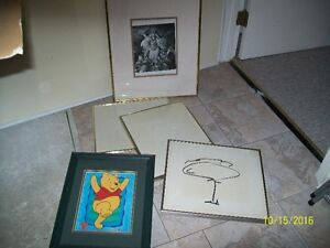 Picture Frames $4.00 each Or Make an Offer Kitchener / Waterloo Kitchener Area image 1