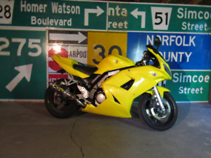 2005 sv650 try your trade