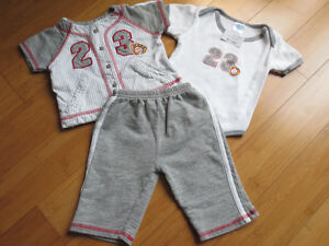 Boys Summer Outfits - 3 Mths London Ontario image 8