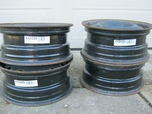 """16"""" RIMS FOR SNOW TIRES London Ontario image 1"""