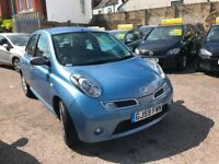 Nissan Micra 1.2 16v 25th Anniversary 5dr£3,495 one owner