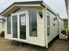 WILLERBY STATIC CARAVAN LODGE MOBILE HOME FOR SALE OFF SITE 40X13