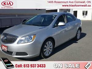 2016 Buick Verano Base     Very Good Condition    Buick Quality