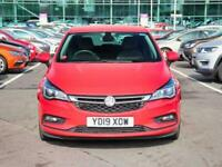 2019 Vauxhall Astra Vauxhall Astra 1.4T 150 Griffin 5dr Hatchback Petrol Manual