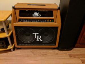 Guitar tube amps Rhino Texas Tone Ranger