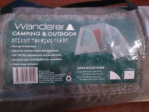 Wanderer Camping and Outdoor Deluxe Touring Shade Palmyra Melville Area Preview