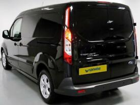 2017 Ford Transit Connect 1.5 TDCi 120ps Limited Van Diesel black Manual