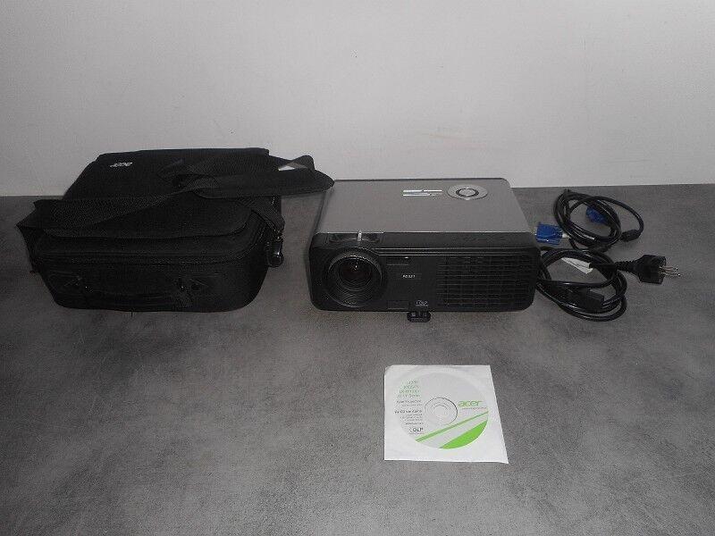 Video projecteur pd521 acer