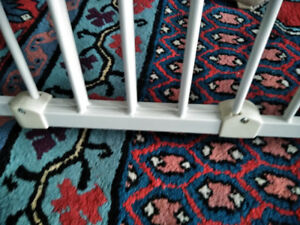 $65 Baby Gate - Excellent condition, very secure and strong.