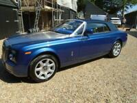 2012 Rolls-Royce Phantom 6.7 Drophead Coupe 2dr Convertible Petrol Automatic
