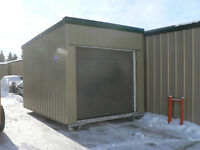 New 10' x 15' Storage Shed