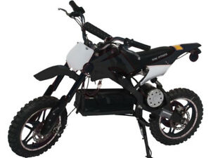 Mini Pithog - 1000W Electric Dirt Bike!