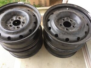 "16"" rims for sale Strathcona County Edmonton Area image 1"