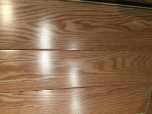 Clic Engineered Hardwood Floor! must sell ASAP!
