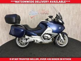BMW R1200RT R 1200 RT ABS MODEL 12 MONTH MOT FULL LUGGAGE 2009 S