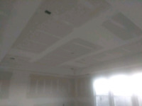 Drywall finisher - mud taping and repair