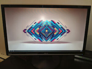 """Monitor - ASUS VW246H 24"""" 2ms Widescreen Monitor"""
