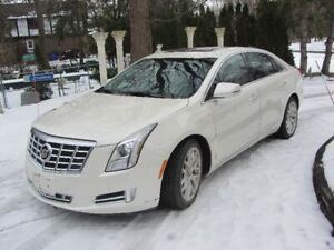 2013 Cadillac XTS, mint, one owner, 40,000 km