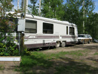 Lakelot with motorhome for sale, lease to purchase, trade or?