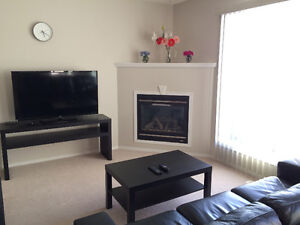 Executive fully furnished 2 or 3 -bedroom Duplex, All inclusive!