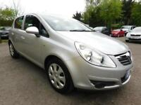 2010 VAUXHALL CORSA EXCLUSIV A/C LOW MILEAGE HATCHBACK PETROL