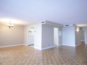 2 beds apt | AC + Heating + hot water incls | Lakeshore