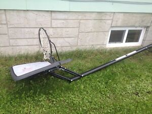 """""""Huffy"""" brand basketball hoop- if ad is on its available  Strathcona County Edmonton Area image 5"""