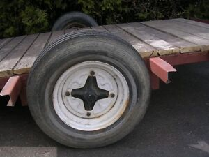 LOOKING TO TRADE TOOLS FOR OLD CAMPER WHEEL.