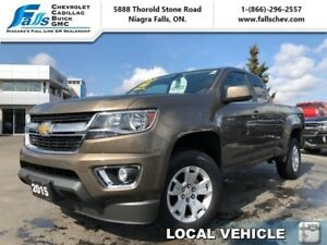 "2015 Chevrolet Colorado LT  REMOTE START,REARCAM,17""ALLOYS"