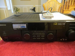 DVD, VHS players. Stereo Receivers.  Subwoofers,