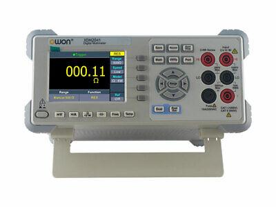 Owon Xdm2041 3.7 55000 Counts Auto Range True Rms Desktop Digital Multimeter