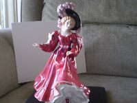 "Royal Doulton Figurine - "" Patricia "" HN 3365"