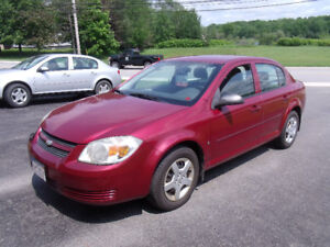 2008 Chevrolet Cobalt LS Sedan