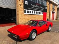 1980 Ferrari 308 2.9 GTBi 2dr