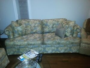 """Beautiful Custom Made Quality Couches (2) - 85"""" Long Each"""