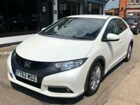 2013 Honda Civic 1.8 I-VTEC ES 5d 140 BHP Hatchback Petrol Manual