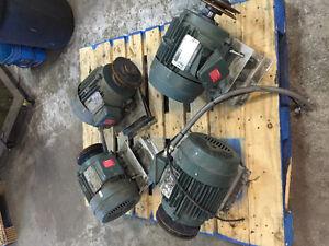 lot of 4 reliance electric motors 500.00 O.B.O. Stratford Kitchener Area image 1