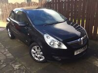 2007 Vauxhall Corsa Design *MOT OCTOBER 2017* Low Milage