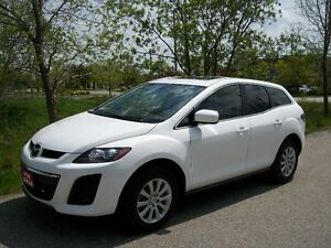 2011 Mazda CX-7 GX SUV, Crossover  LOW KS